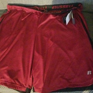 "NWT Mens ""Fresh Force"" Athletic Shorts/2X+"